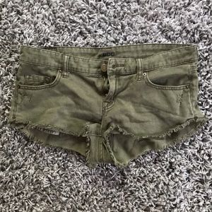 URBAN OUTFITTERS shorts! BDG brand